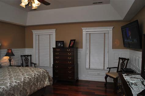 beadboard in bedroom wainscoting beadboard with raised panel headboard