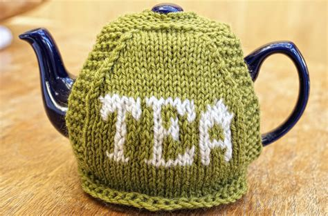 how to knit a tea cosy for beginners knitting kit