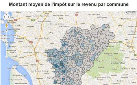charente quel est le montant moyen de l imp 244 t sur le revenu dans votre commune charente libre fr