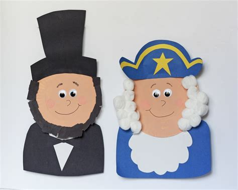 presidents day crafts for presidents day crafts site about children