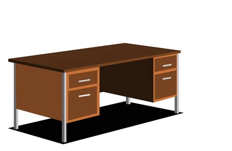 office desk clipart office table clipart clipartsgram