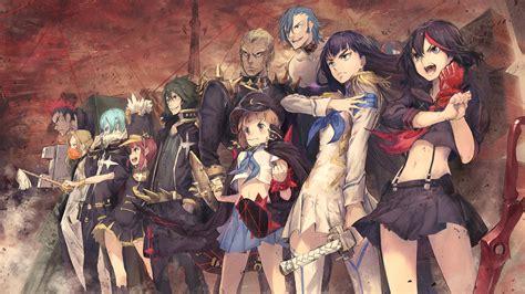 kill la kill kill la kill anime review anime express