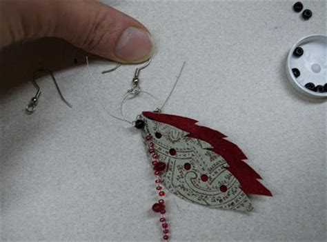how to make feather earrings with crimp how to do something how to make feather earrings