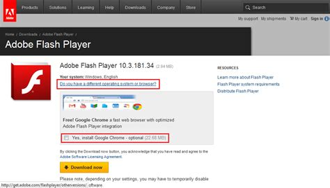 flash install how to repair adobe flash player screenshots