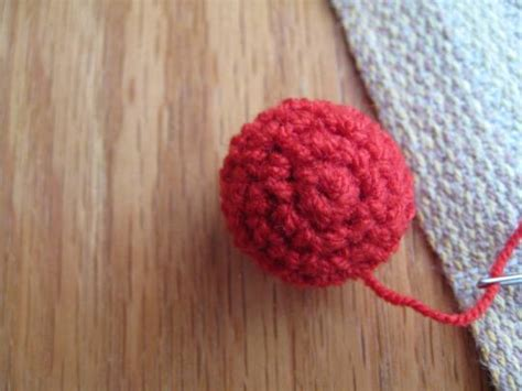 how to knit a bobble button parallax knitting 183 tutorial crochet buttons
