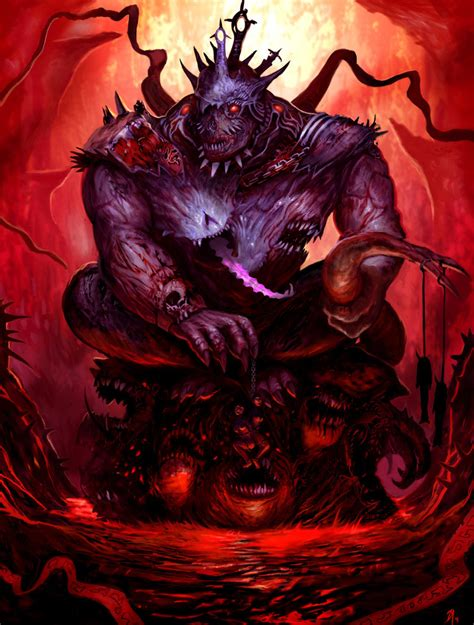 king of hell king of hell 2014 by davesrightmind on deviantart
