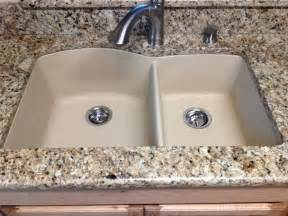 kitchen sinks granite composite 1000 ideas about composite sinks on granite