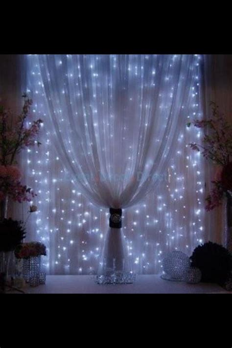 sheer curtains with lights 70 best images about curtains on window