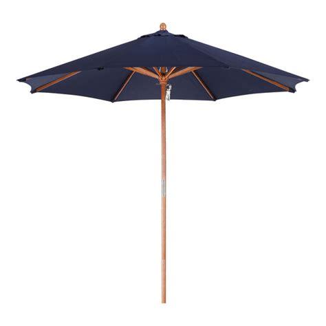 navy blue patio umbrella shop navy blue market patio umbrella common 9