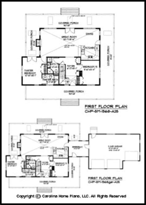 2 story open floor plans small 2 story open house plan chp sm 1568 a2s sq ft