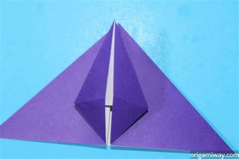 petal fold origami origami petal fold