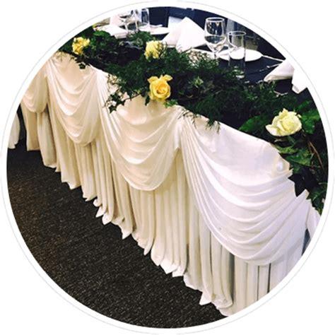decoration hire hire hamilton wedding table decorations hire