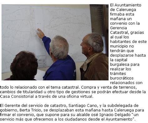caleruega noticias web oficina virtual del catastro - Catastro Burgos Oficina Virtual