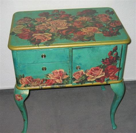 how do you decoupage furniture 1000 ideas about decoupage furniture on how