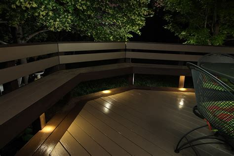how to put lights in decking 21 decking lighting ideas an important part of homes