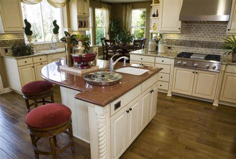 eat in island kitchen 39 fabulous eat in custom kitchen designs
