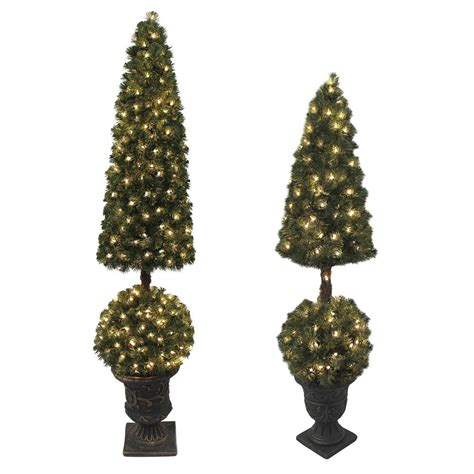 pre lit outdoor tree outdoor pre lit trees 28 images ge 5 ft indoor outdoor