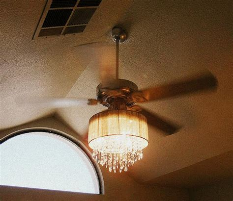 ceiling fans with chandeliers addicted to house redressing and other musings why not a