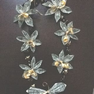 plumeria dollar origami 37 best images about graduation leis on money