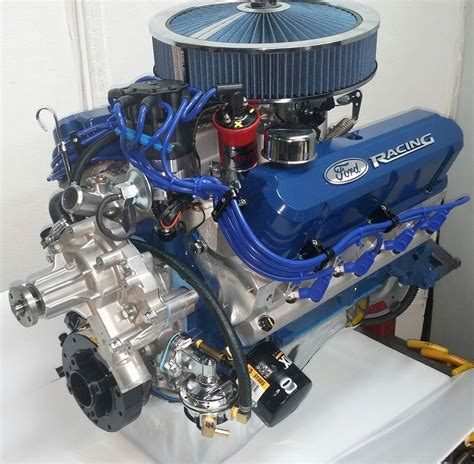 Ford Racing Crate Engines by Ford 302 Motor Specs Impremedia Net