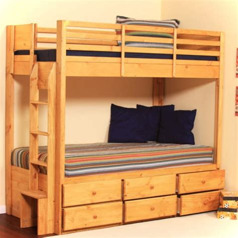 metal bunk beds with storage furniture wood bunk bed with storage drawers