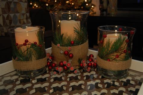 table centerpieces candles candle centerpiece made2style