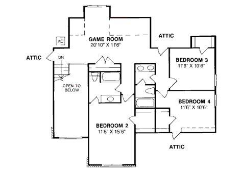 blue print of my house house 4303 blueprint details floor plans