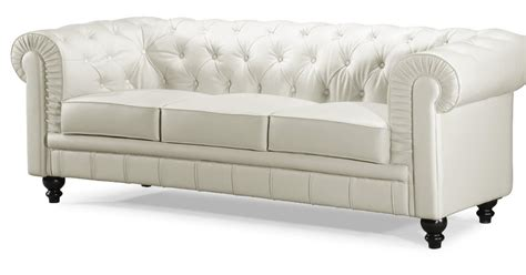 white tufted leather sofa buy white leather sofa white leather tufted sofa