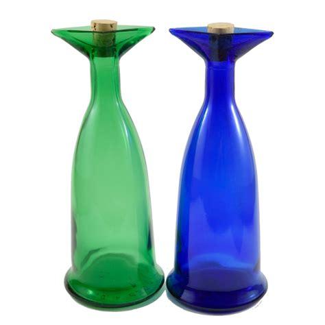 italian glass 902004 250ml baja italian glass cruet bottle 12 per lot x