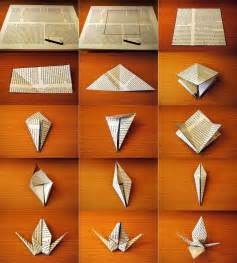 origami crane step by step paper crane decor florenceitalia