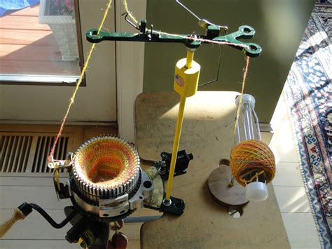 circular sock knitting machine singles on a sock machine ply magazine
