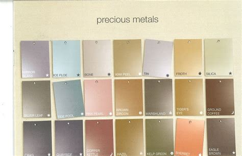 home depot wall paint colors diy home projects martha stewart metals and home