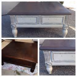 chalk paint ideas for tables chalk paint coffee table pinteres