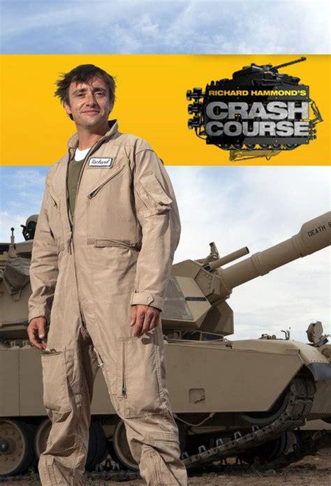 course of the series 1 richard hammond s crash course season 1 poster