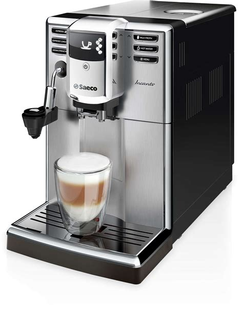 Incanto Super automatic espresso machine HD8914/01   Saeco