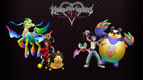 kingdom hearts 3d kingdom hearts 3d drop distance by zupertompa on