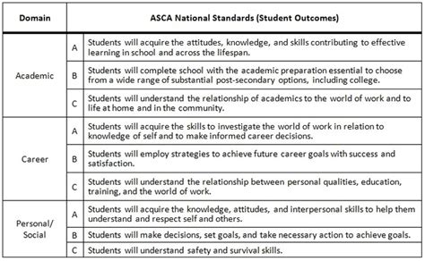 the asca national model a framework for school counseling programs 3rd edition asca national standards and model dixon burns