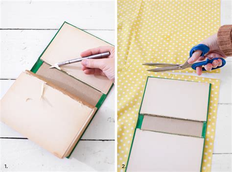 make a book with pictures 10 diy tutorials for a book clutch guide patterns