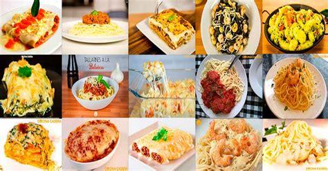 videos de recetas de cocina casera recetas de pasta f 225 ciles cocina casera