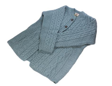 knit line aran knit cardigan a line 100 merino wool ebay