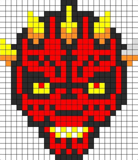 bead patterns wars perler bead patterns u create