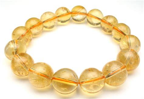 citrine bead bracelet golden yellow citrine bead bracelet 8mm 10 mm 12 mm bb019