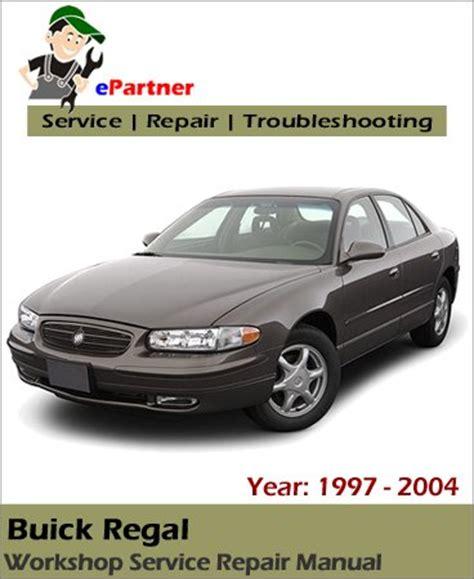 auto manual repair 1997 buick regal user handbook buick regal service repair manual 1997 2004 automotive service repair manual