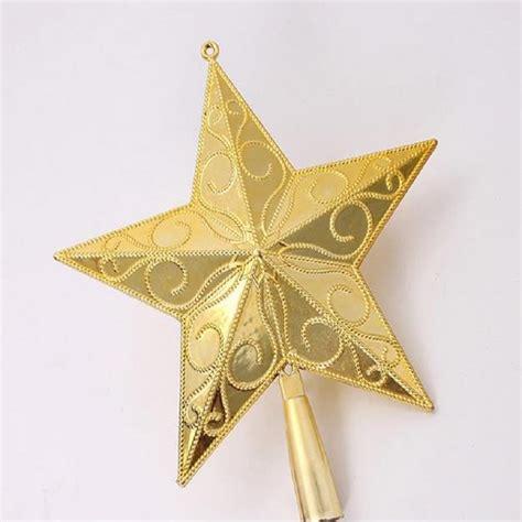 estrella para arbol de navidad las bonitas estrella arbol de navidad decora tu hogar