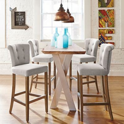 kitchen high table and chairs 17 best ideas about high table and chairs on