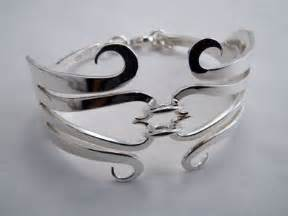 how to make silver spoon jewelry how to make silver spoon bracelets