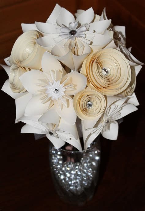 origami bridal bouquet 1000 images about origami flowers on paper