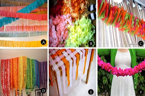 crepe paper decorations for cupcake wishes birthday dreams trendy tuesday crepe