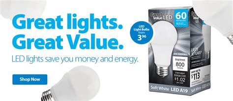 best value led light bulbs light bulbs walmart