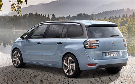 Citroen C4 Picasso by The Clarkson Review 2016 Citro 235 N Grand C4 Picasso